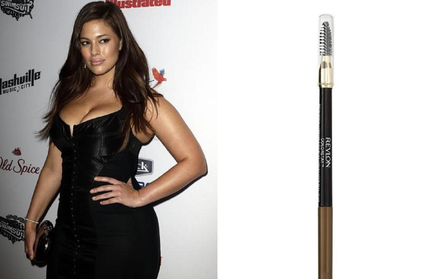 La matita da 12 euro che Ashley Graham usa per un effetto labbra carnose