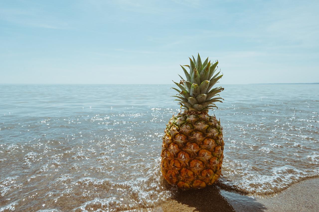 Succo di ananas: 7 motivi per includerlo nella dieta