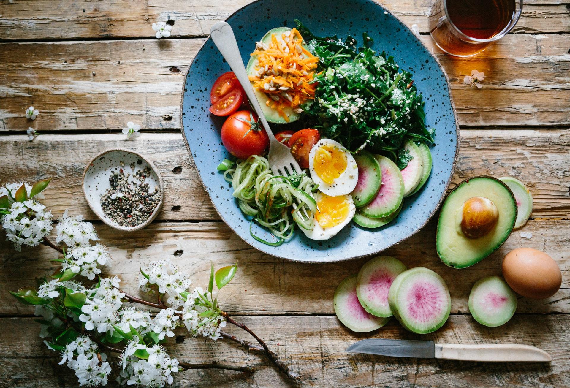 Cibi sani e colesterolo