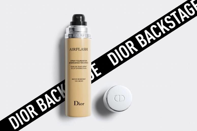 Questo fondotinta spray Dior rivoluziona la tua make up routine