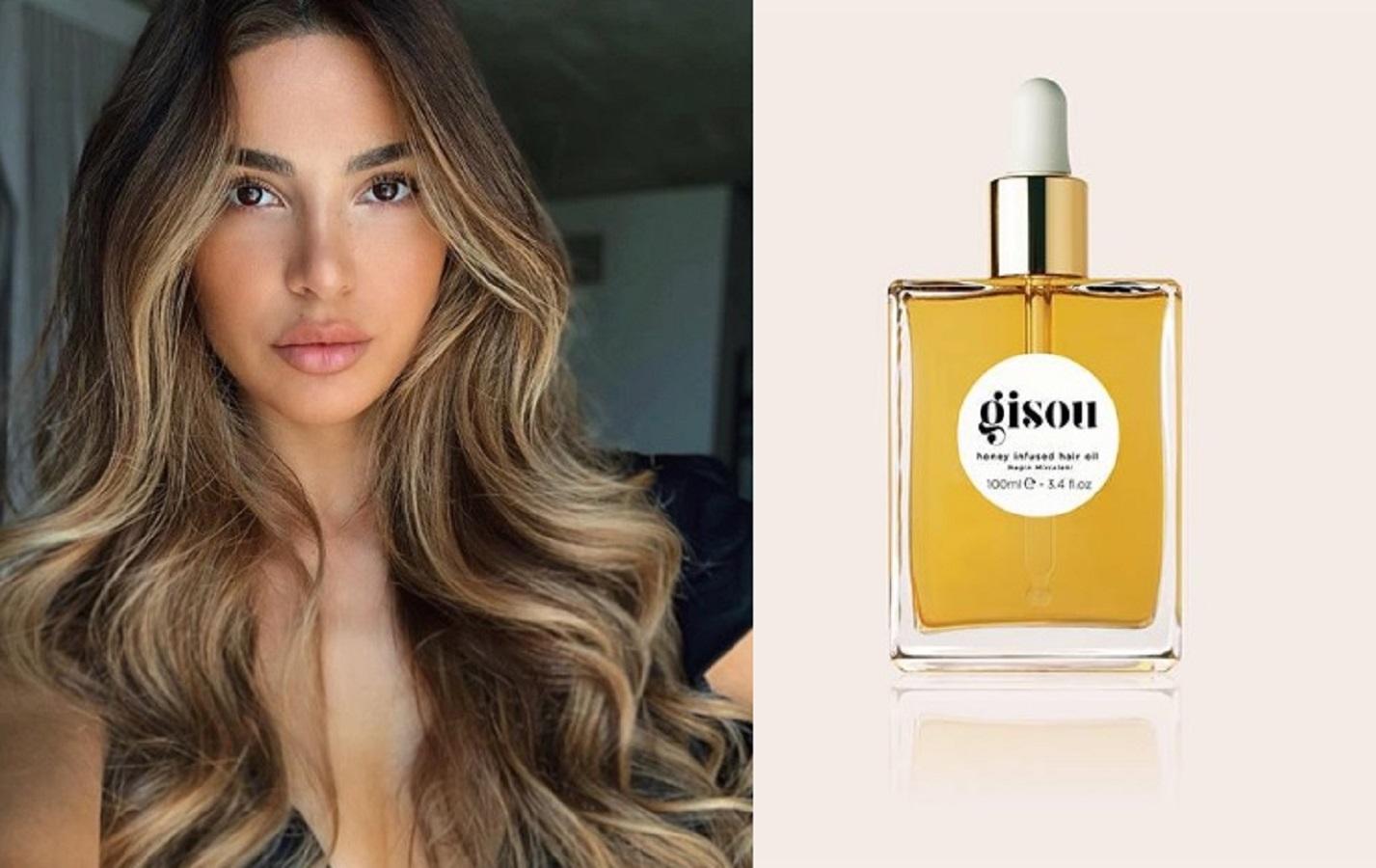 Questo olio per capelli al miele promette una chioma rinata