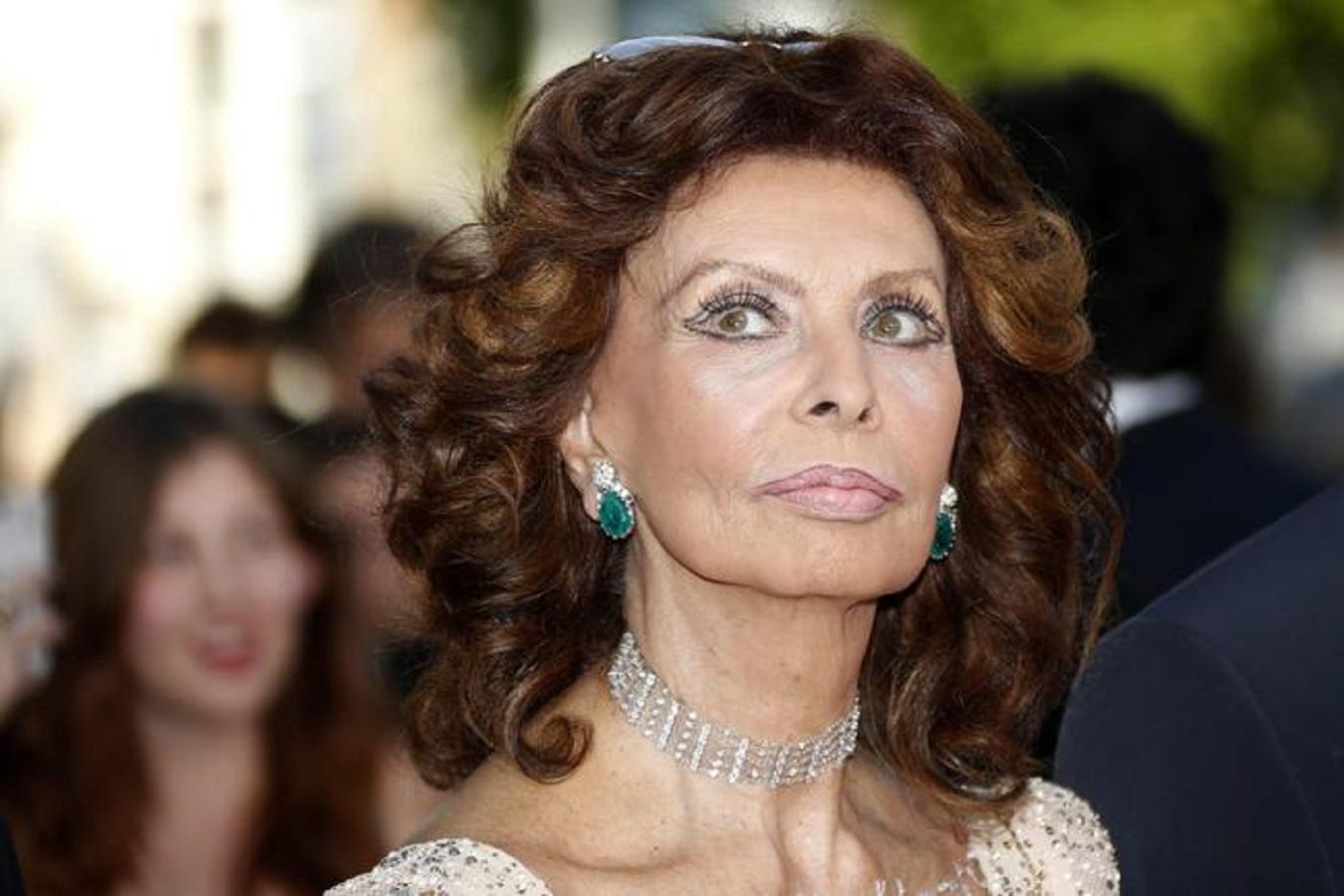 In forma come Sophia Loren, la dieta seguita dalla diva