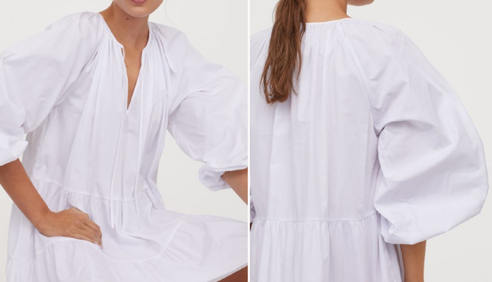 L'abito H&M da 24,99 € perfetto per una gita fuori porta