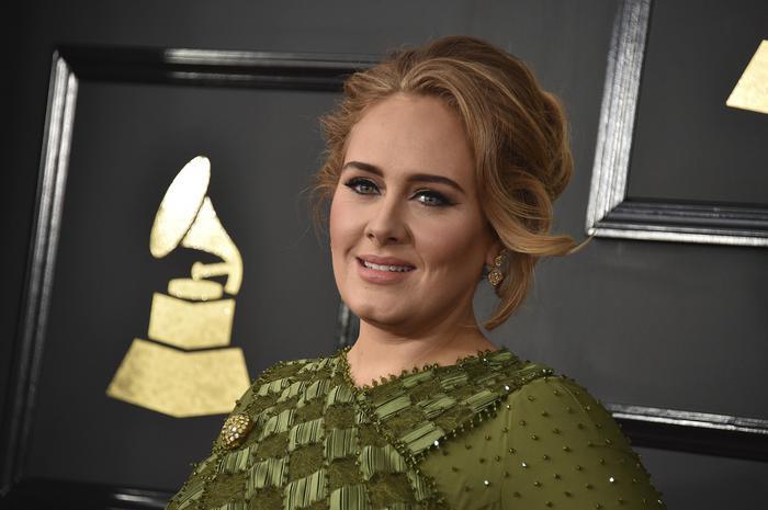 Adele, il drink verde che ha bevuto durante la dieta