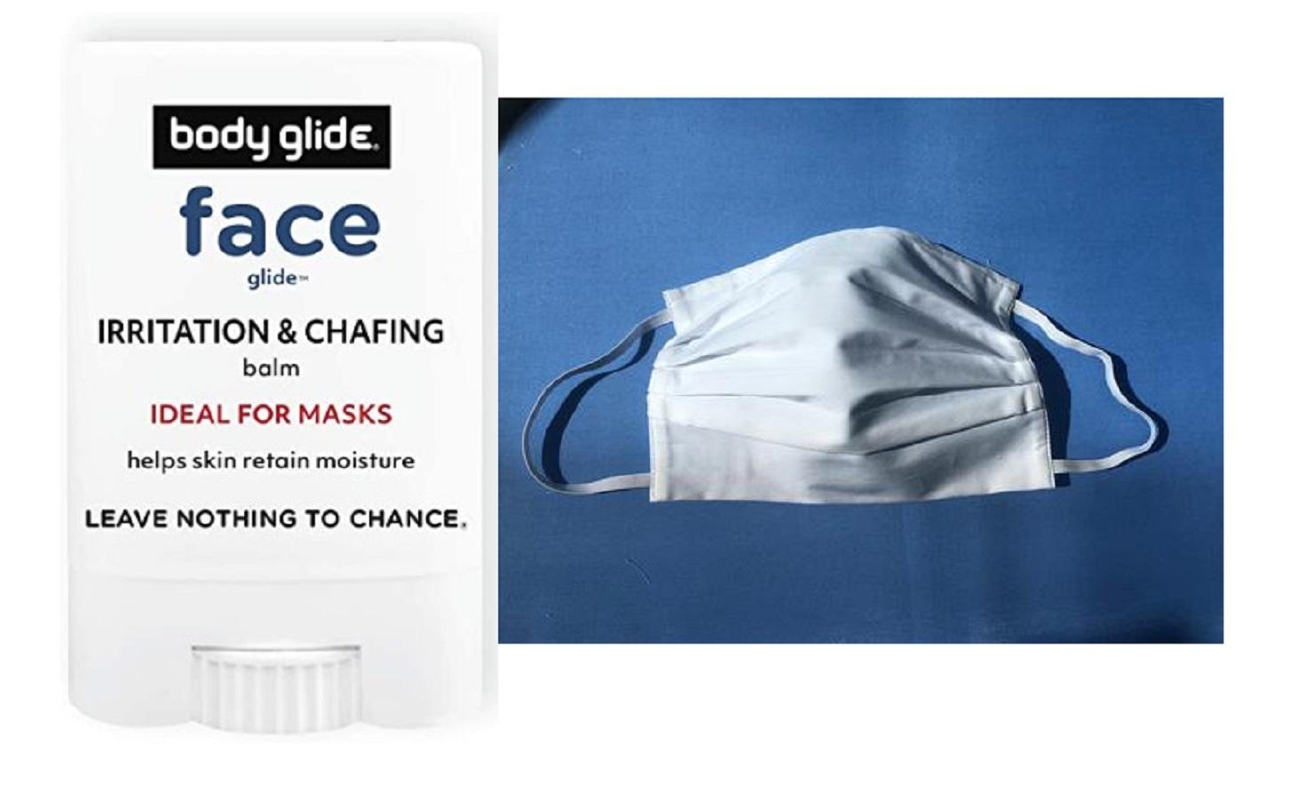 Questo balsamo protegge la pelle dalle mascherine