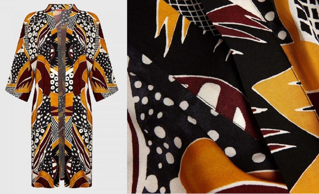 Il caftano Yamamay da 29,95 euro è perfetto per uno stile afro