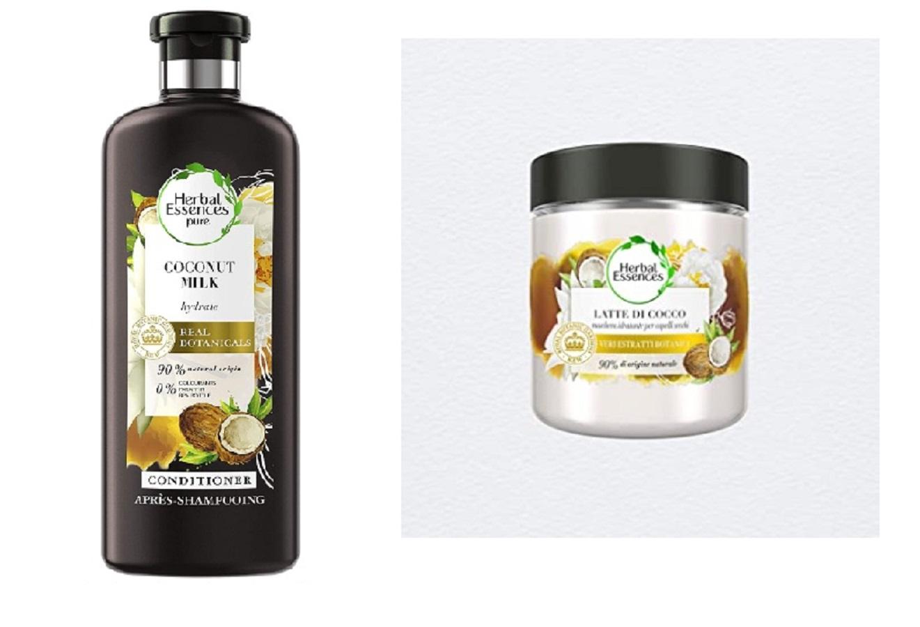Recensione Herbal Essence al cocco: pro e contro