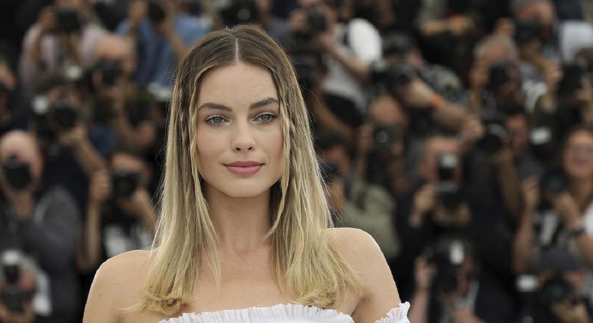 Margot Robbie a Cannes