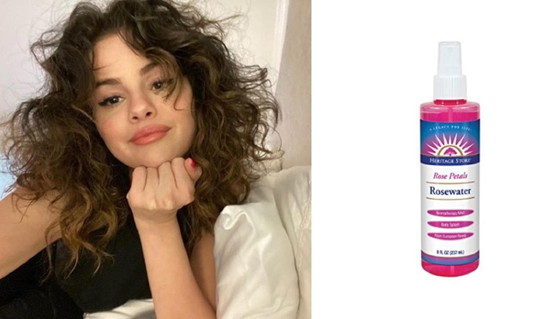 Selena Gomez, il tonico viso da 12 euro che usa prima di andare a dormire