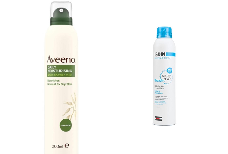 4 spray idratanti per una beauty routine super rapida