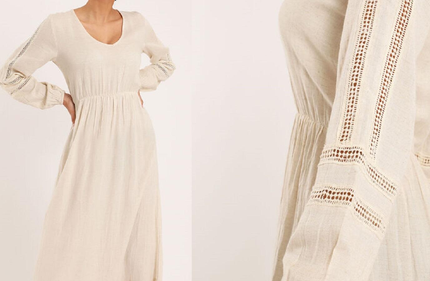 L'abito Pimkie da 35,99 euro perfetto per un look hippie chic