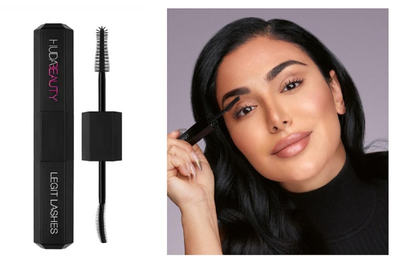 Tutte pazze per il nuovo mascara Huda Beauty Legit Lashes