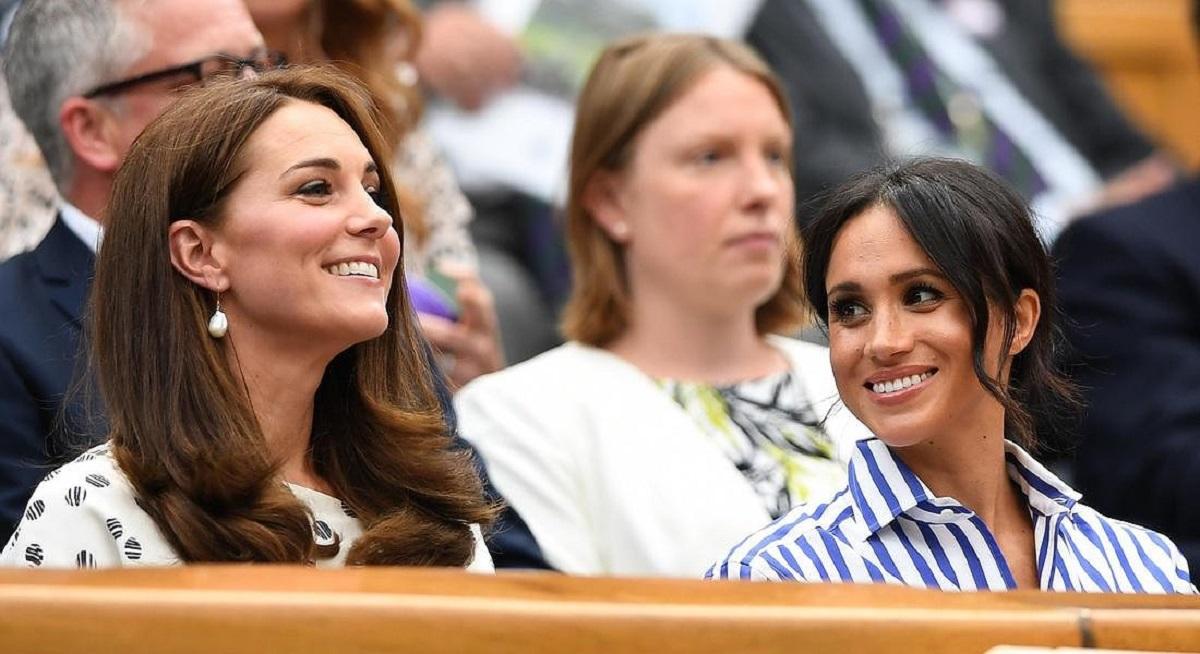 Kate Middleton e Meghan Markle si parlano molto poco. Parola di Omid Scobie