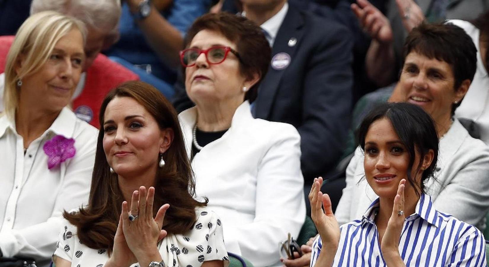 Kate Middleton, no allo shopping con Meghan: il momento imbarazzate