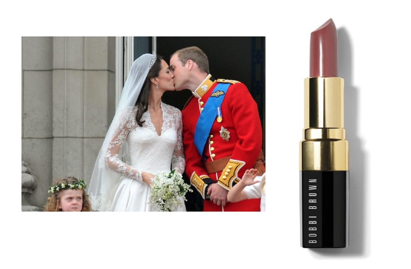 Kate Middleton, il rossetto da 29 euro che aveva il giorno delle nozze