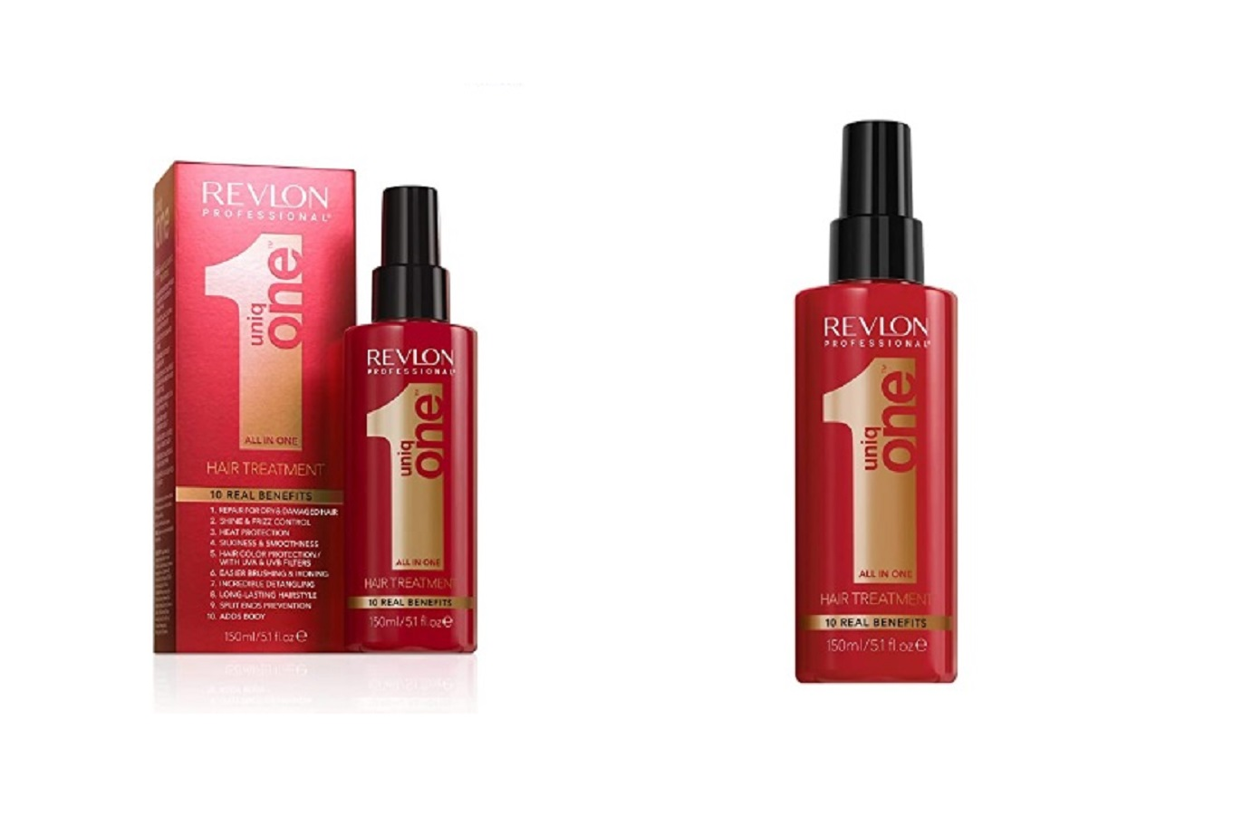 Lo spray per capelli Revlon a 7,90 euro che districa i capelli in pochi secondi