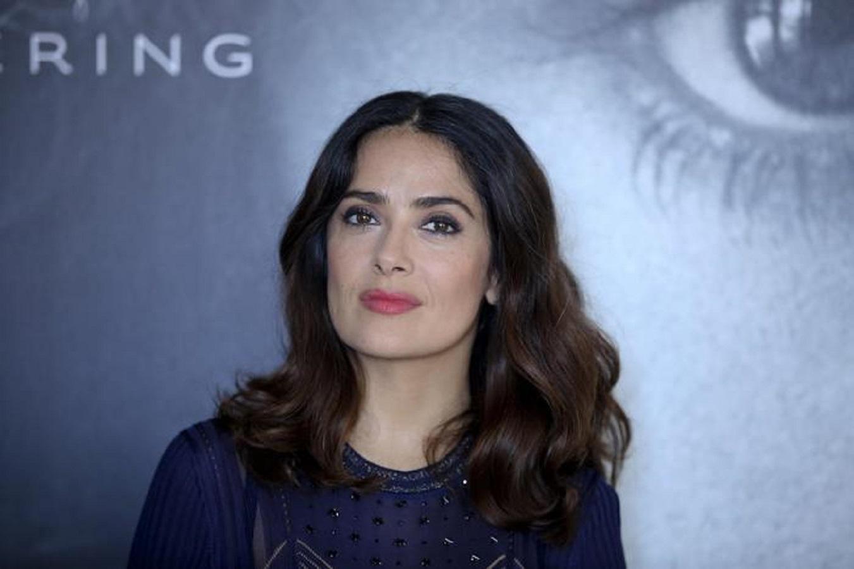 Il mascara YSL indossato da Salma Hayek agli Oscar