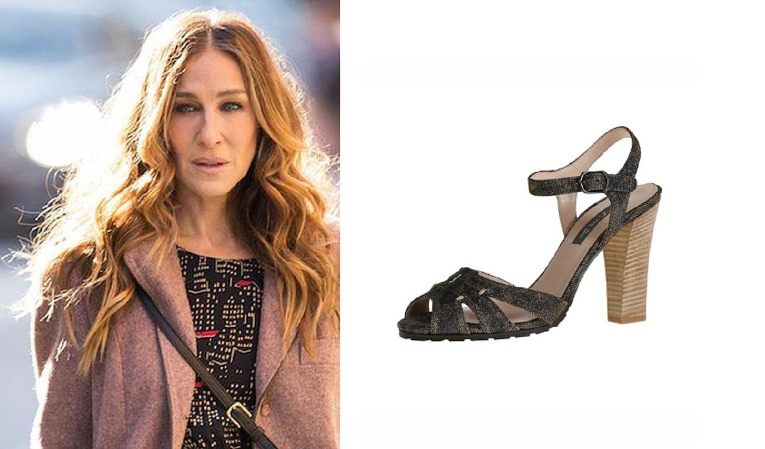 I sandali da 425 dollari indossati da Sarah Jessica Parker