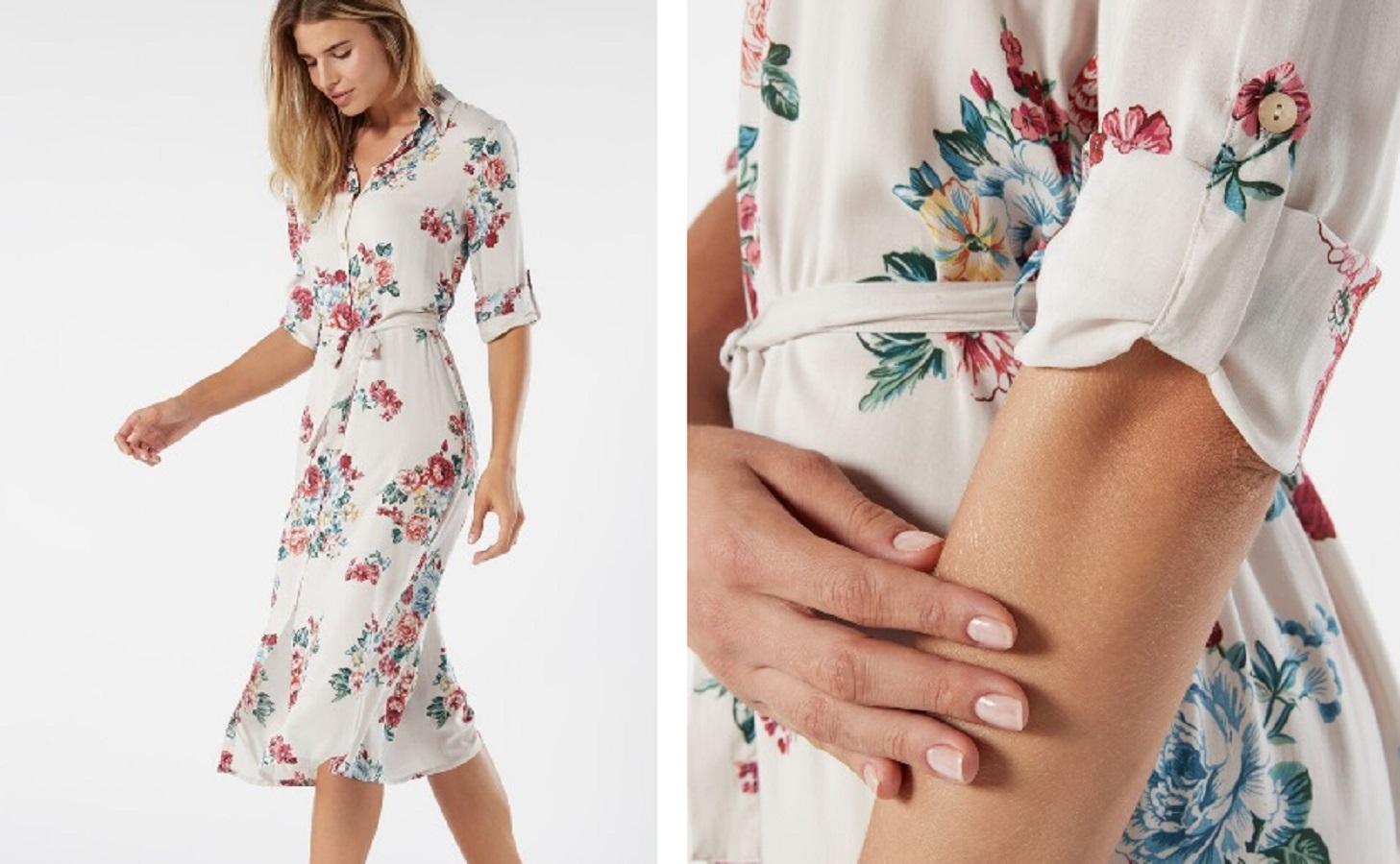 Il vestito Intimissimi a 34,95 euro per un look in stile francese