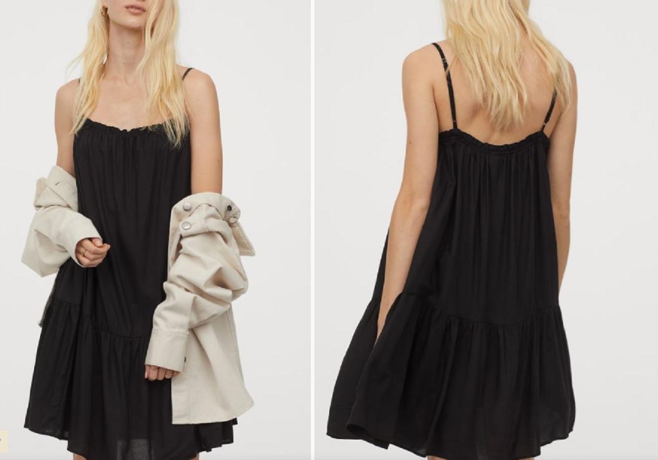 L'abito corto H&M da 14,99 euro perfetto per l'estate