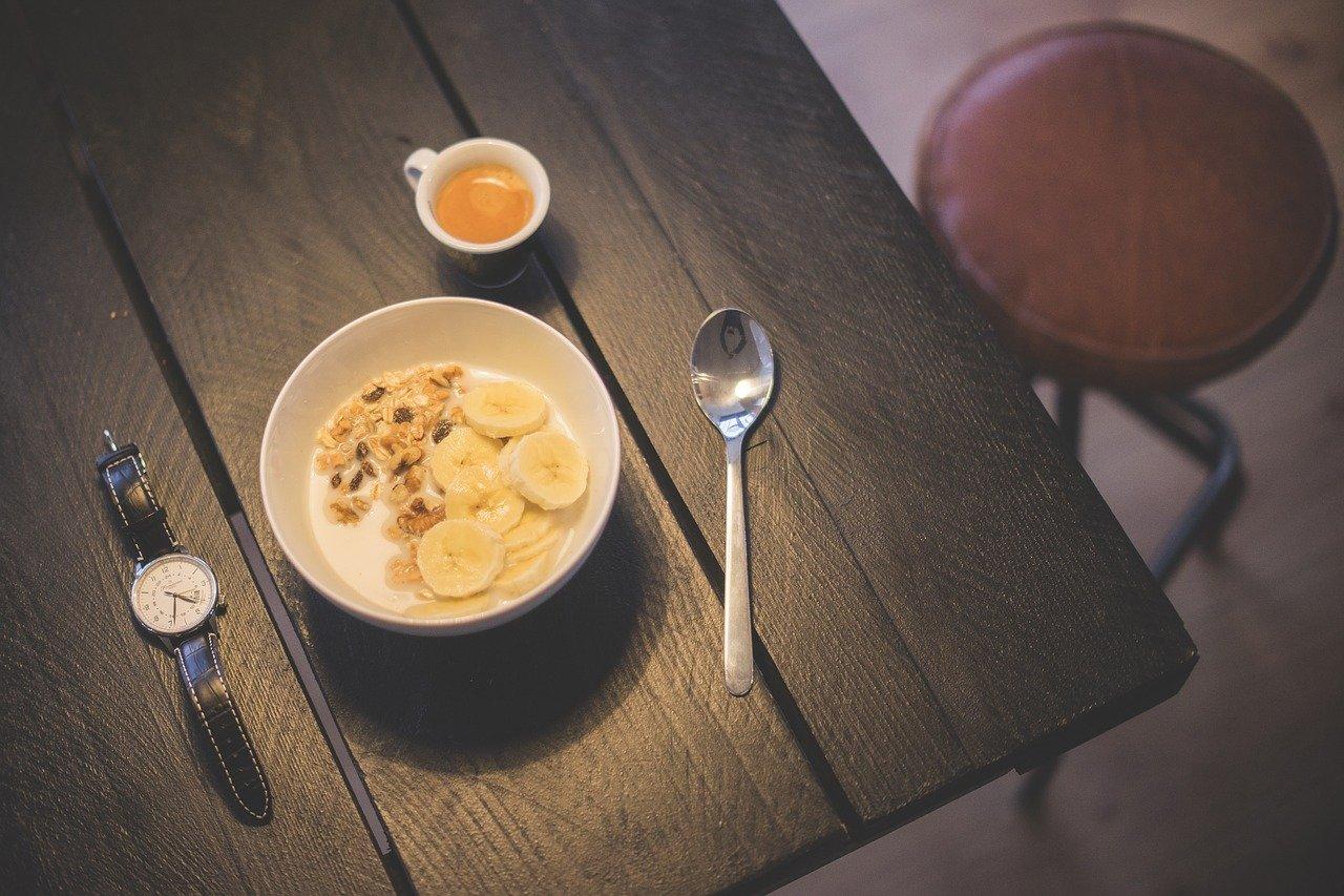colazione orologio