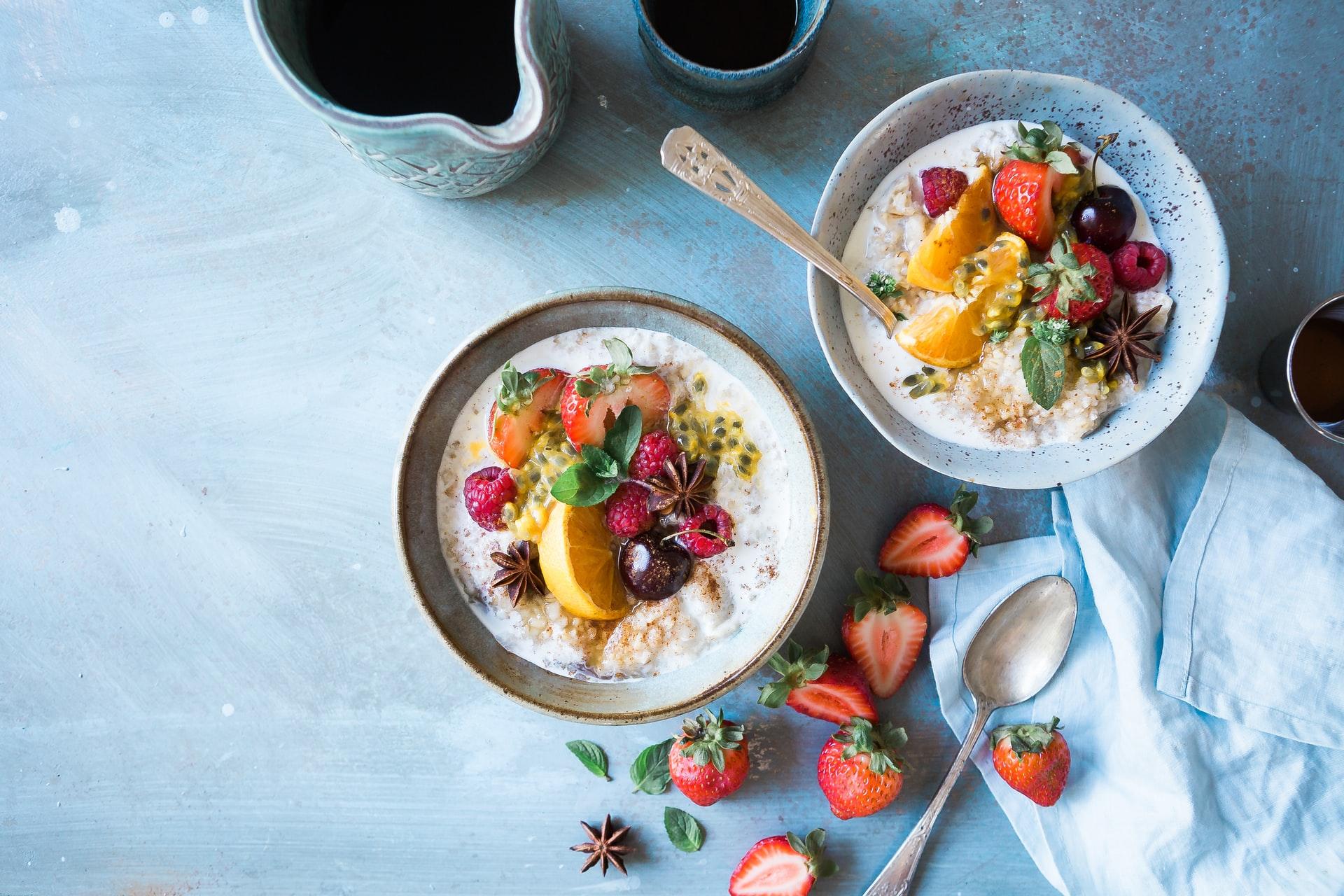 un piatto per una dieta sana che non alza la glicemia