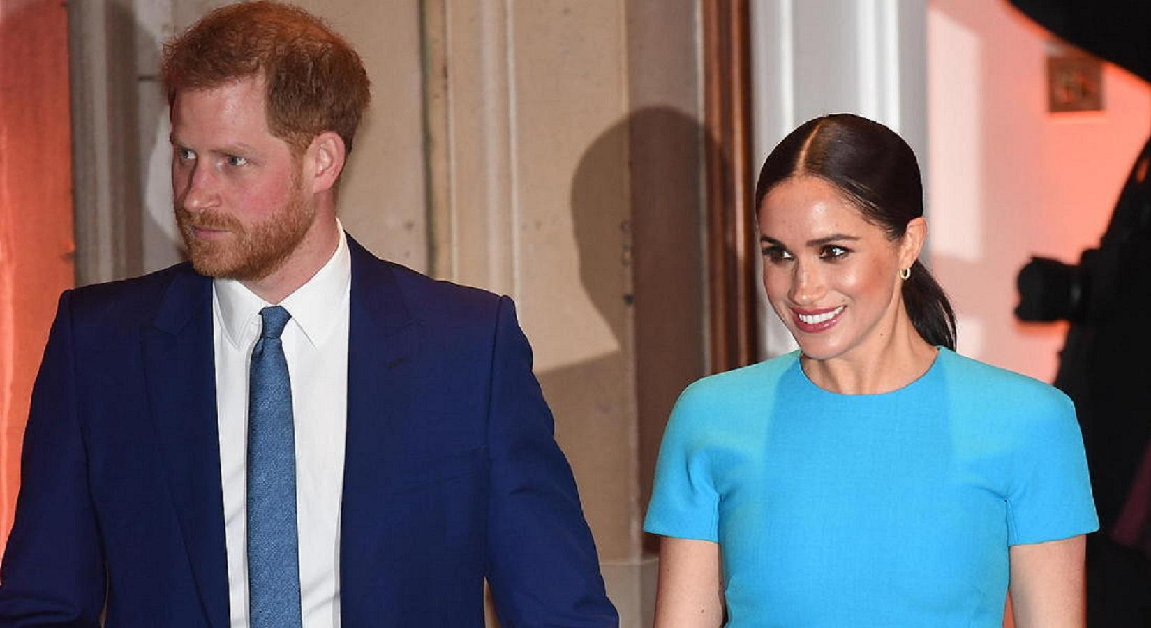 Harry e Meghan, la contessa Sophie di Wessex commenta il loro cambio di vita
