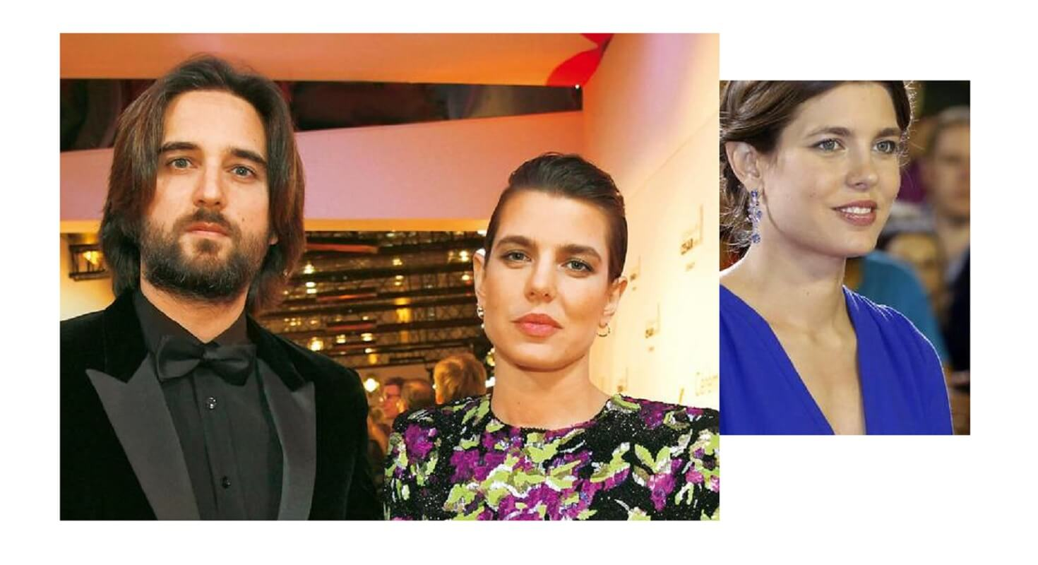 Charlotte Casiraghi e Dimitri Rassam: ritorno a Parigi