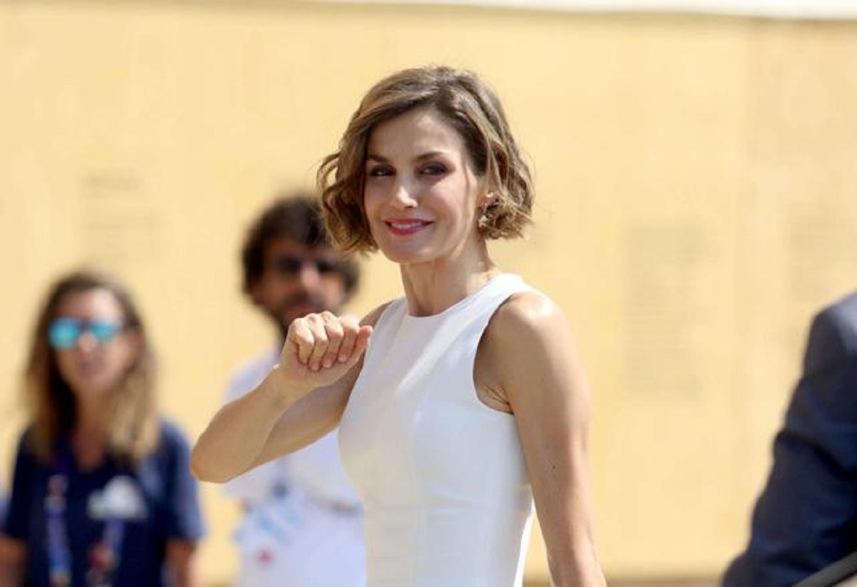 Letizia Ortiz regina di Spagna