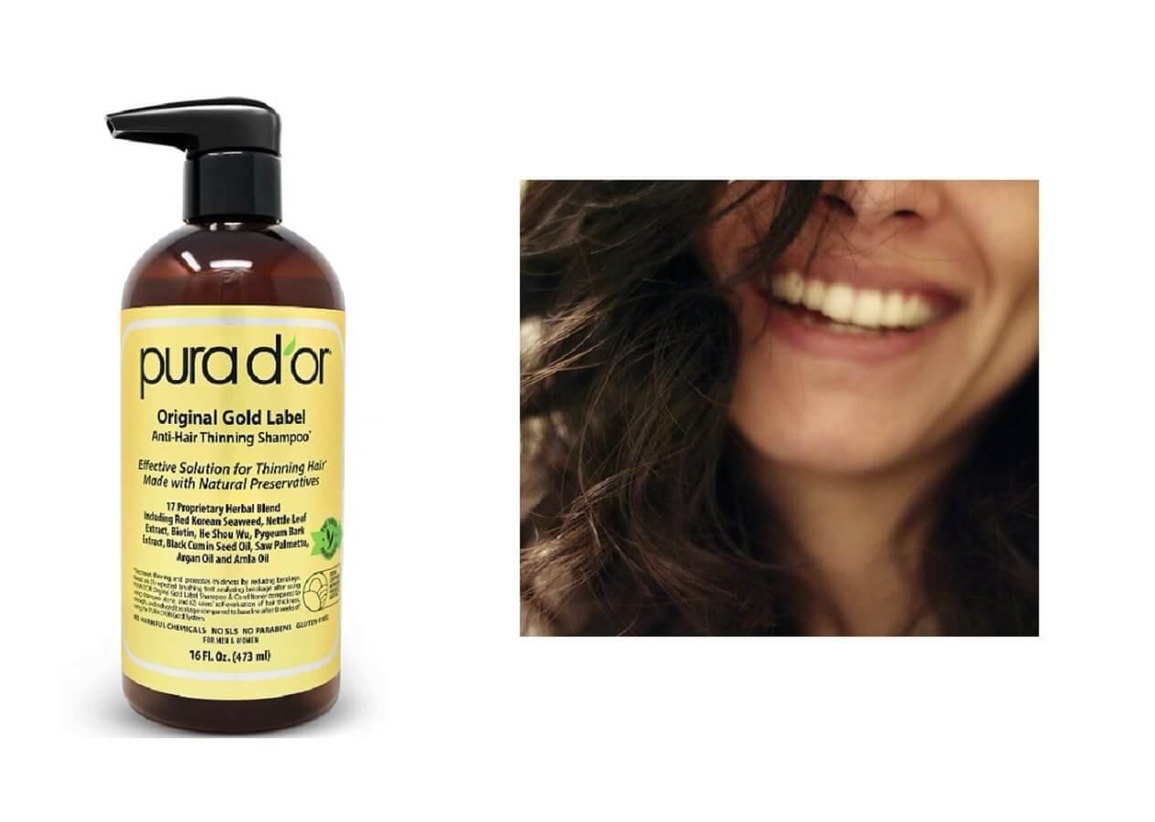 Lo shampoo anti-diradamento con 14mila valutazioni positive