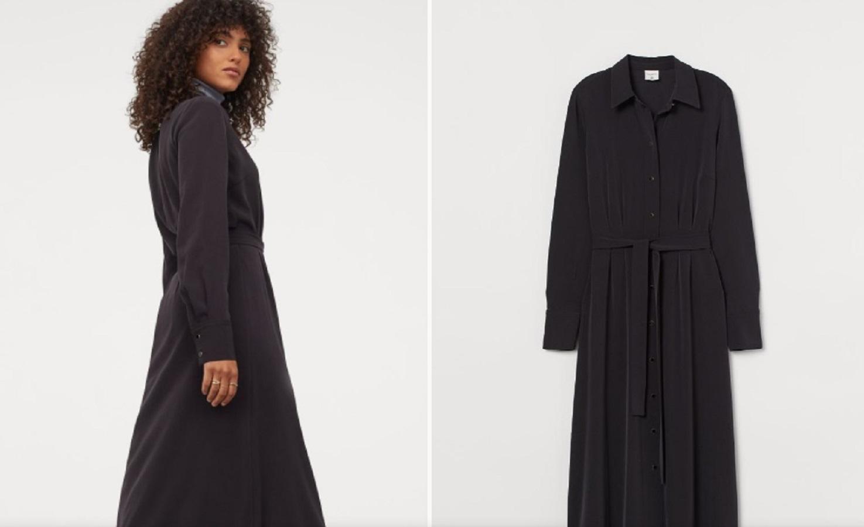 L'abito chemisier H&M è il tuo alleato per l'autunno-inverno