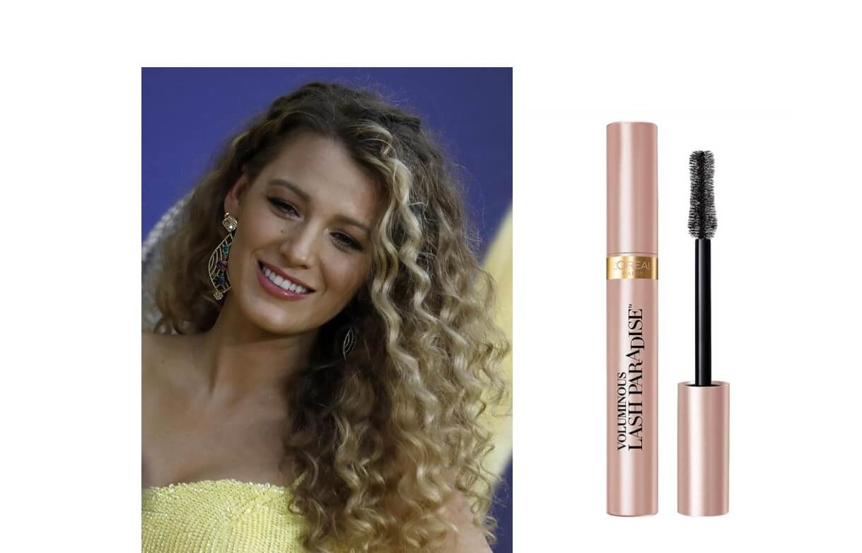 Blake Lively usa questo mascara L'Oréal low cost
