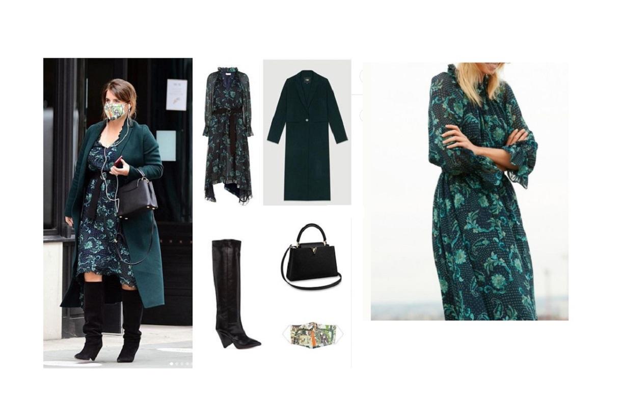 Eugenia di York ha indossato l'abito perfetto per l'autunno
