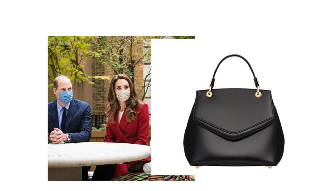 Kate Middleton, la sua borsa Love Letter ha un significato speciale