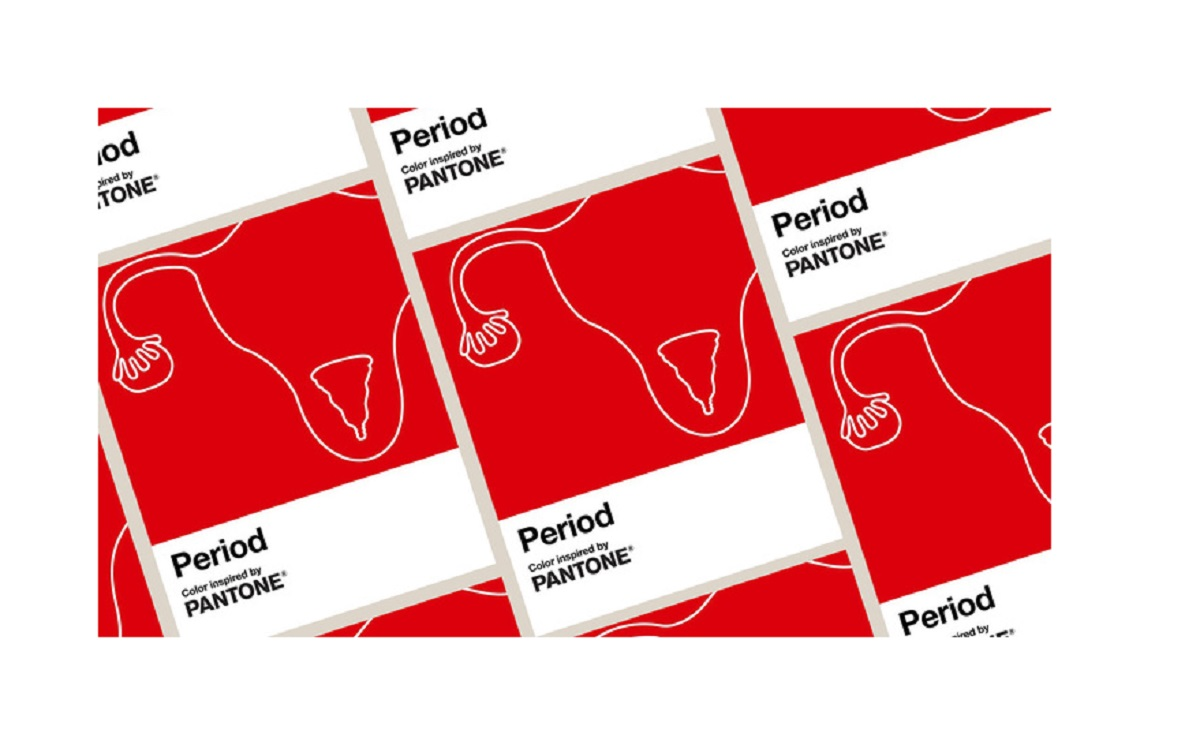 Pantone rosso Period