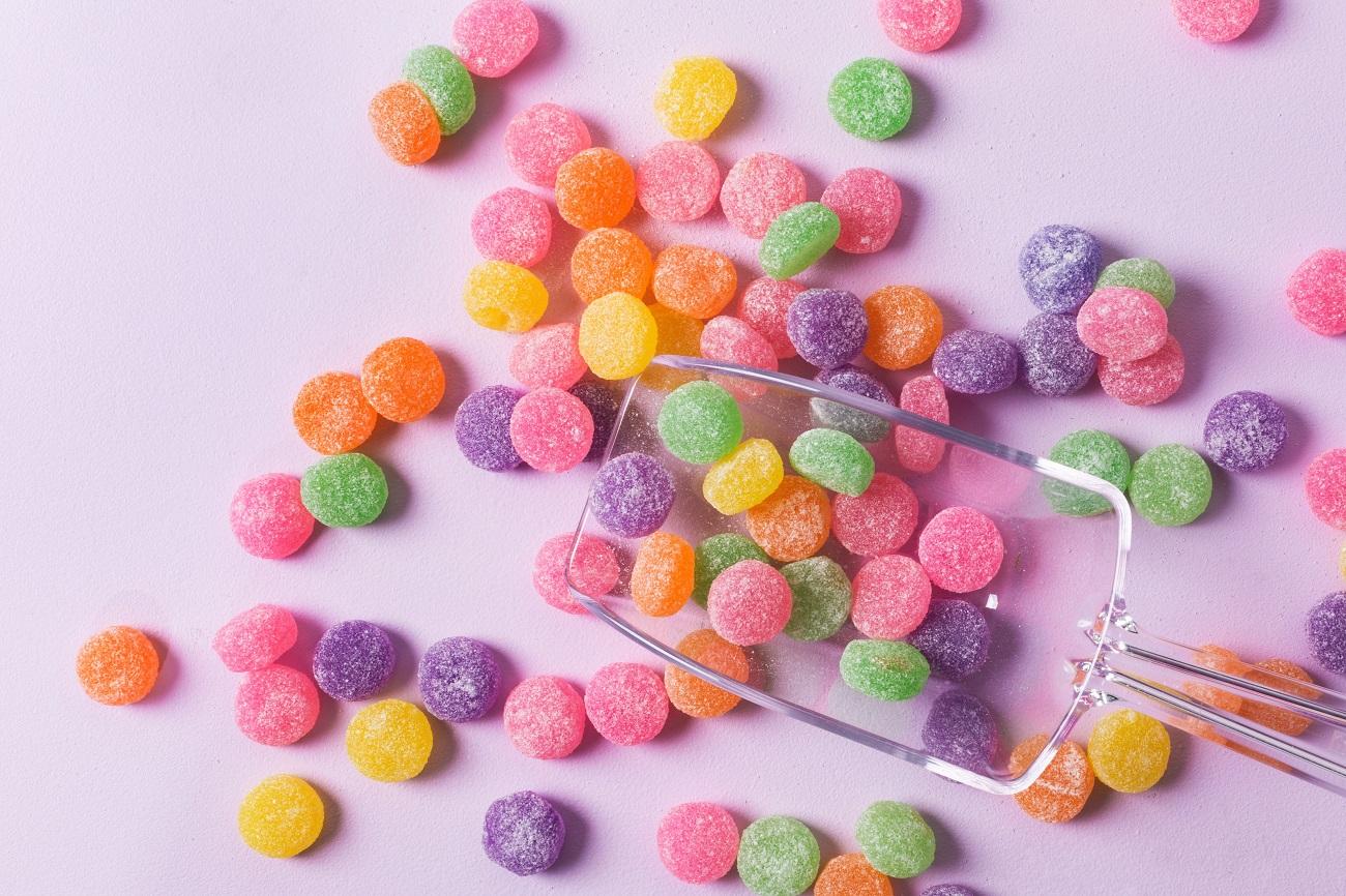 caramelle di zucchero