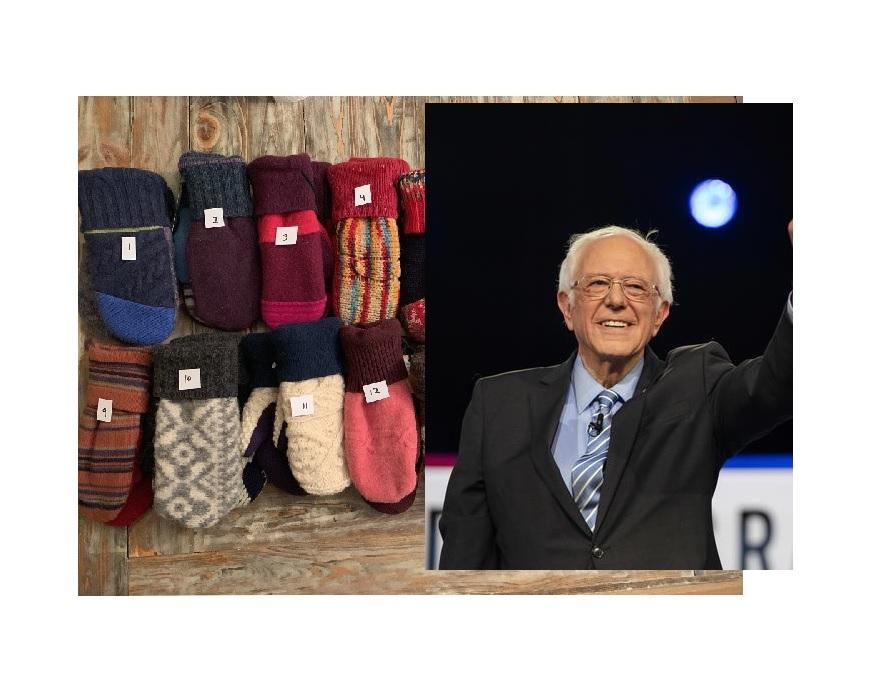 Tutti sui guanti di Bernie Sanders: chi li ha fatti e dove trovare modelli simili
