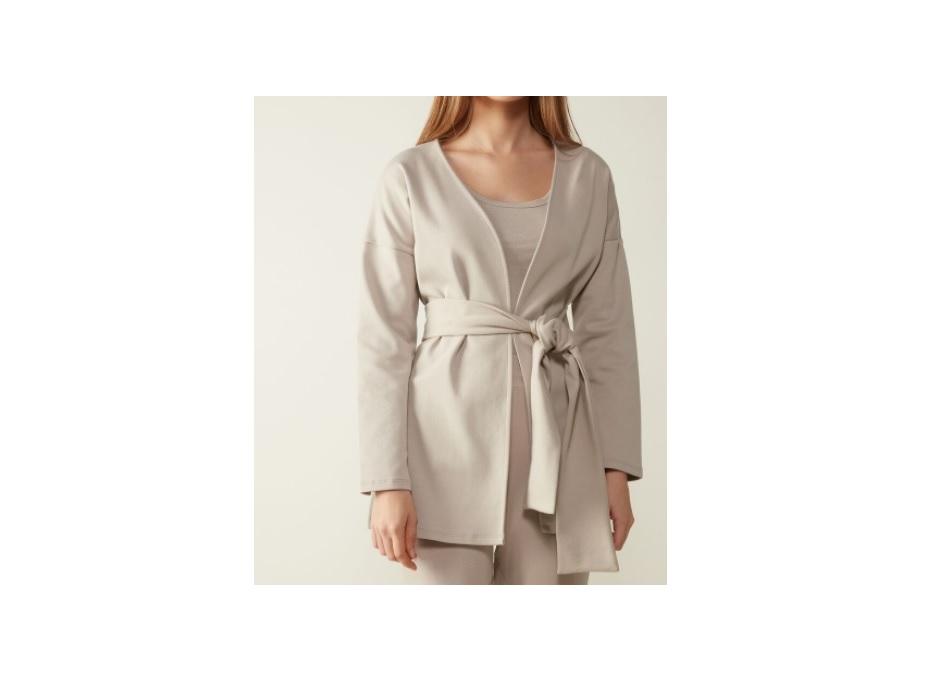 Il kimono in cotone Intimissimi che devi mettere nel carrello per la primavera