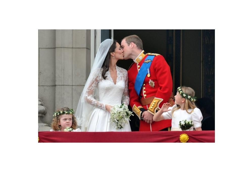 Kate Middleton, il mix di smalti che ha indossato il giorno delle nozze