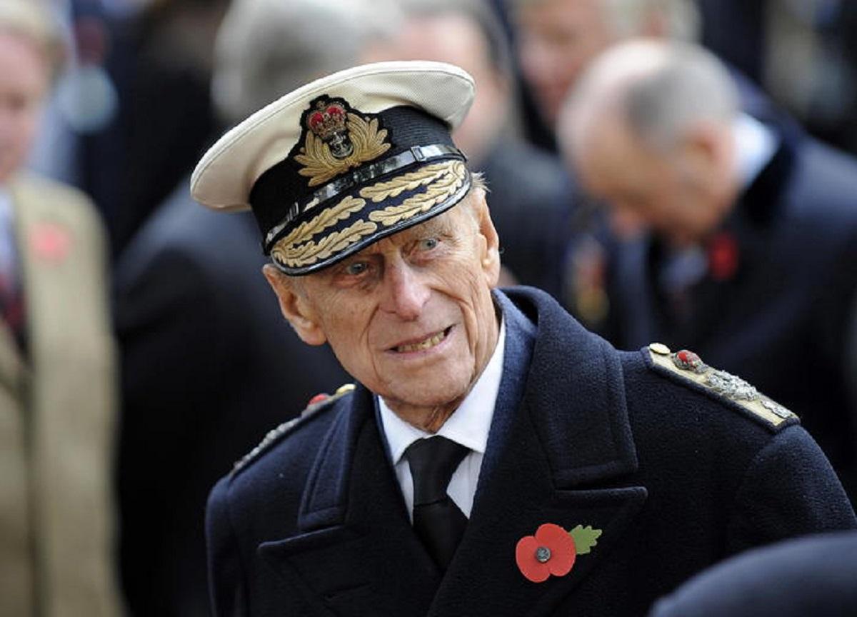 il principe Filippo, marito della regina Elisabetta