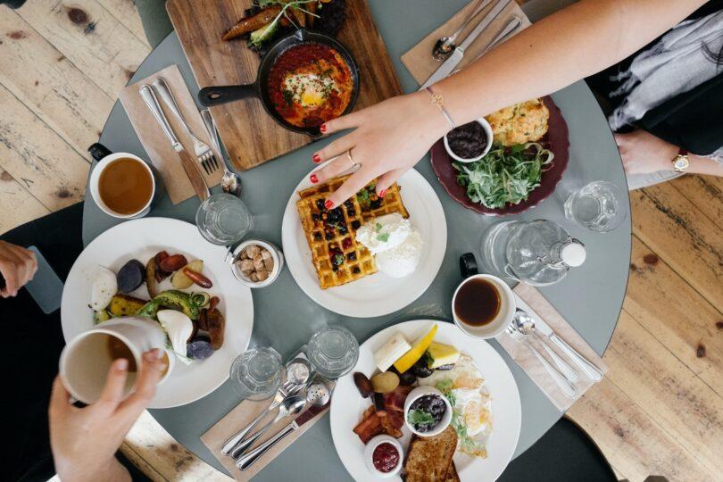 colazione e dieta in vacanza