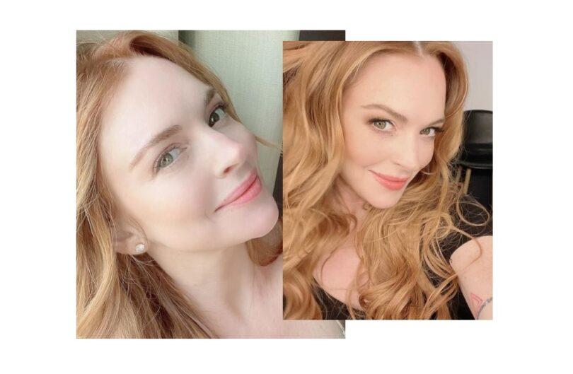 Lindsay Lohan, 9 prodotti di bellezza che usa nella sua skincare