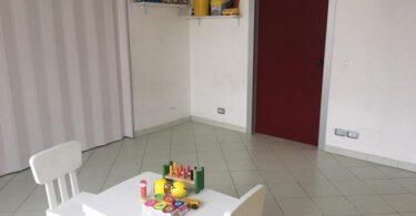 stanza di ospedale per bambini