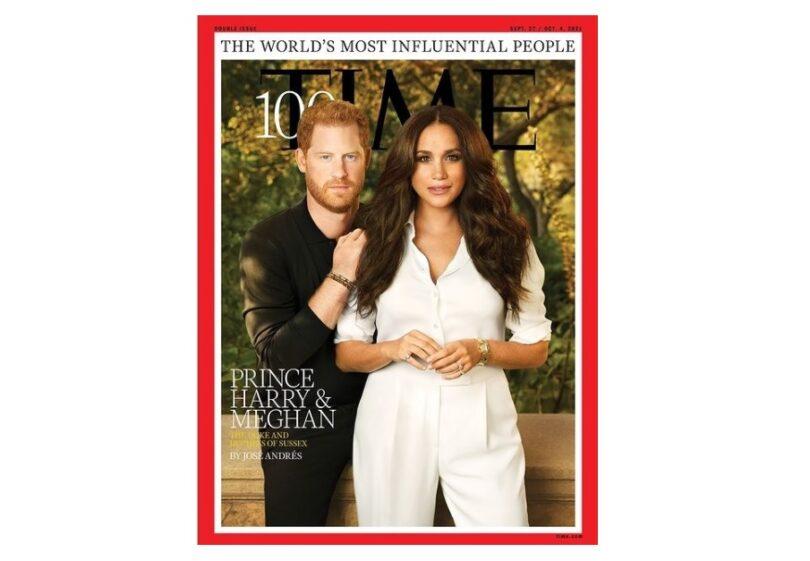 Meghan Markle ha indossato questo rossetto per la cover del Time